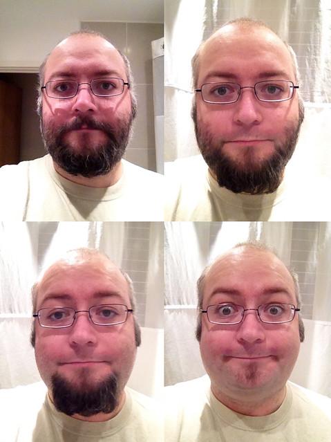 Movember 2011 - Shavedown