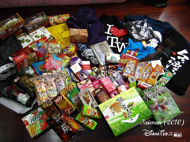 Taiwan's Haul 01