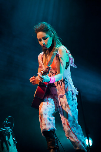814/1000 - KT Tunstall by Mark Carline