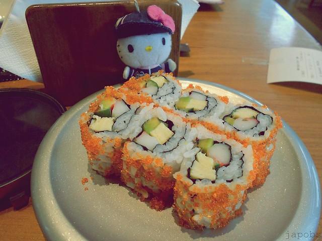 My fav sushi ! yeyy