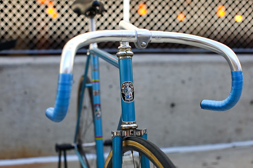 Beautiful Bicycle: 1970's Cinelli Supercorsa