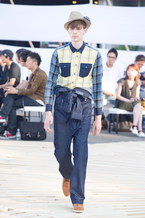 Barthelemy Surville3006_SS12 Tokyo FACTOTUM(Fashion Press)
