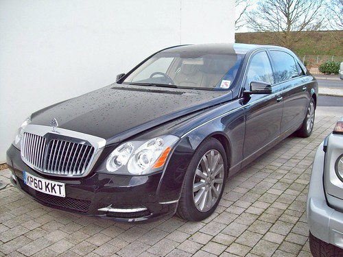 157 Maybach 62 (2002-on)