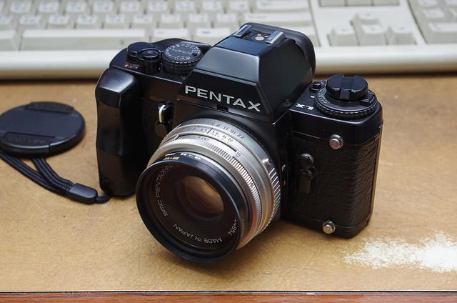 Pentax Lx +FujiColor 100 底片試拍