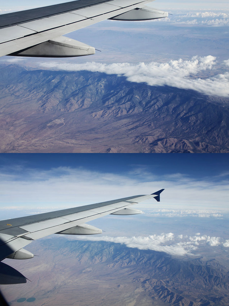 airplane window 18