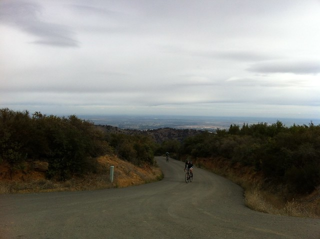 Gates Canyon Rd. Summit