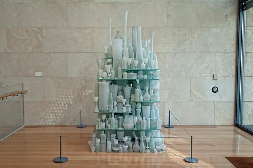 Eroded Landscape | Tony Cragg | Nasher Sculpture Center, Dallas, Texas
