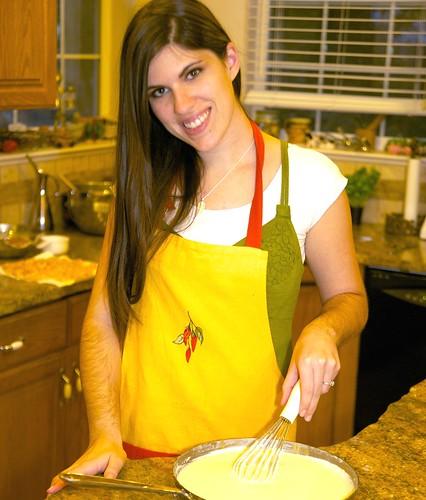 Amy Alfredo Sauce II