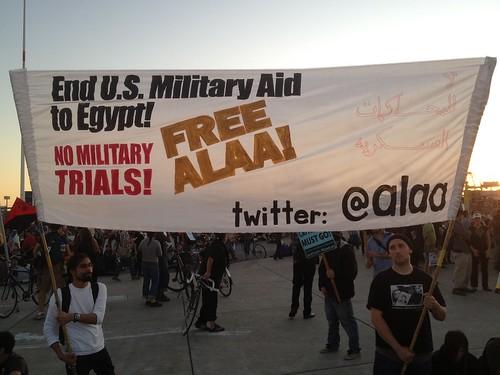 Free Alaa Abd El Fattah!