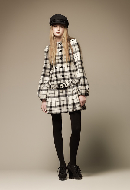 burberry blue label fall collection 2011_3