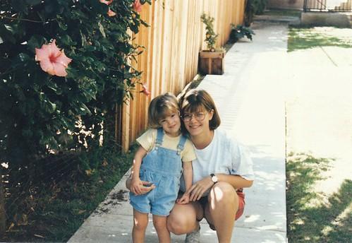 Lindsay age 3