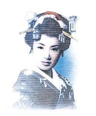 Hibari Misora / Portrait