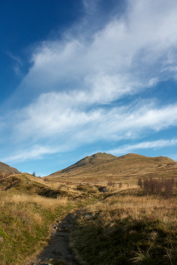 The Lawers Nature Reserve