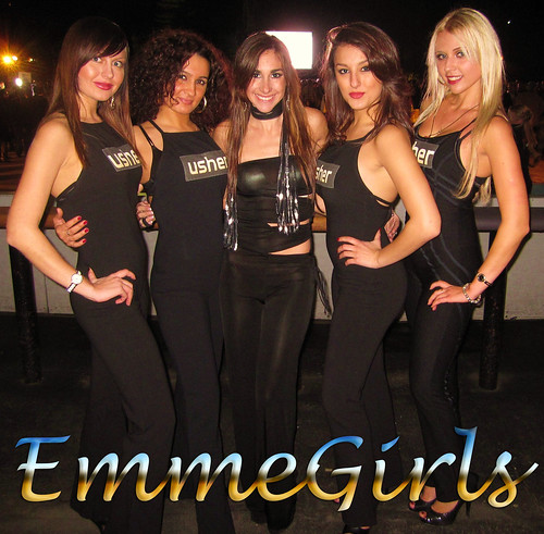EmmeGirls at Adweek Trade Show Wrap Party NYC