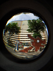 The Legendary Dragon (dxsibo o(_)o) Tags: lens singapore play dragon samsung ground legendary fisheye galaxy block 28 toa s2 the payoh