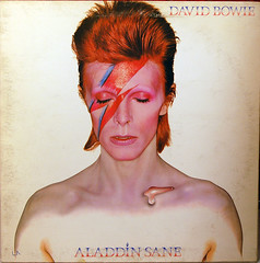 ALLADIN SANE (NOTIMEWARP MUSIC) Tags: music records art illustration vinyl albums collections rockroll collecting rockandroll davidbowie aladdinsane wwwnotimewarpcom notimewarpradio
