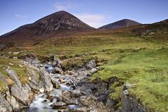 Red Cuillin (Beinn na Caillich), Skye (D90_DRK) Tags: seascape landscape scotland waterfall isleofskye scottishhighlands scottishmountains nikond90