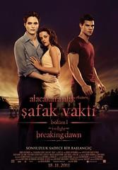 Alacakaranlık Efsanesi: Şafak Vakti Bölüm 1 - The Twilight Saga: Breaking Dawn Part 1 (2011)