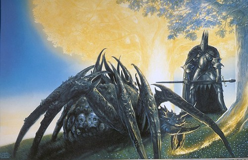 Melkor_and_Ungoliant