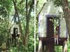 (yyellowbird) Tags: abandoned girl illinois treehouse cari itsayouandmehouse