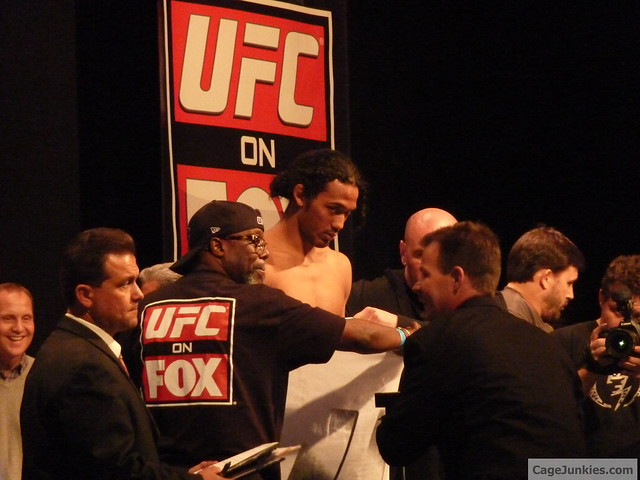 Ben Henderson makes weight for UFC ON FOX