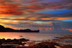 palawan sunset (Rex Montalban) Tags: sunset philippines hdr elnido palawan hss rexmontalbanphotography sliderssunday