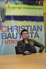 Christian Bautista Blogger Confe