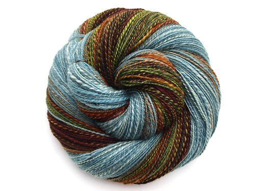 Corgi Hill Farm-merino-tussah silk-4.7oz-2-ply-565yds