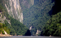 Mxico  Caon del Sumidero (Galeon Fotografia) Tags: mxico landscape mexico paisaje paisagem mexique landschaft chiapas landschap messico landskap caondelsumidero wwwvisitmexicocom tanawin  riogrijalva   galeonfotografa galeonfotografia