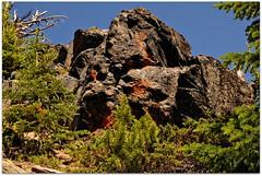 On the Rocks (Stella Blu) Tags: stella summer canada rocks bc blu britishcolumbia kootenays nikkor1855 stellablu idahopeak nikond300 pregamewinner kootenayprovoncialpark