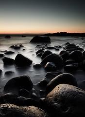 [ ... on the rocks ] (D-P Photography) Tags: sunset beach spain rocks sonnenuntergang stones pebbles steine tenerife teneriffa spanien puntadeteno leefilters canoneos5dmarkii