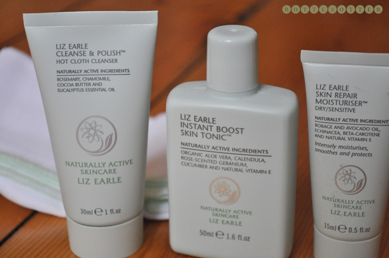 liz earle christmas gift guide daily face treats