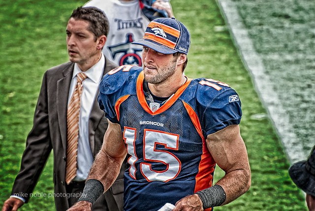 Its Tebow Time!
