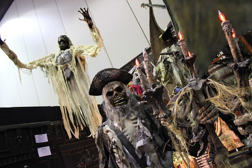 Scare Factory animatronics