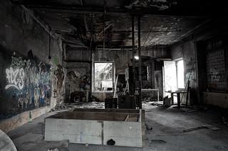 abandoned . part II