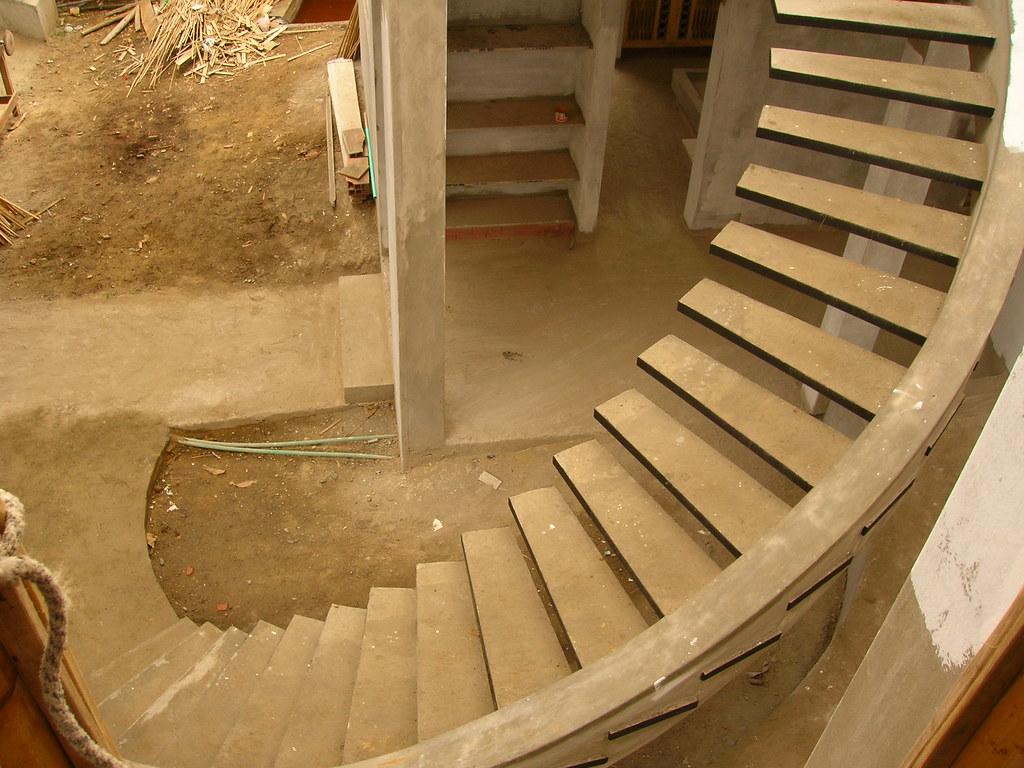 Escaleras de bambu escalera telescpica de m q tal si - Escaleras de bambu ...