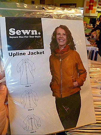 Sewn's Upline Jacket