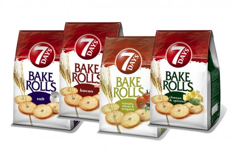 Vyhlášení výsledků soutěže o 225 balíčků Bake Rolls