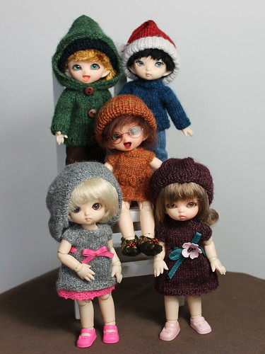 knits for Pukipuki