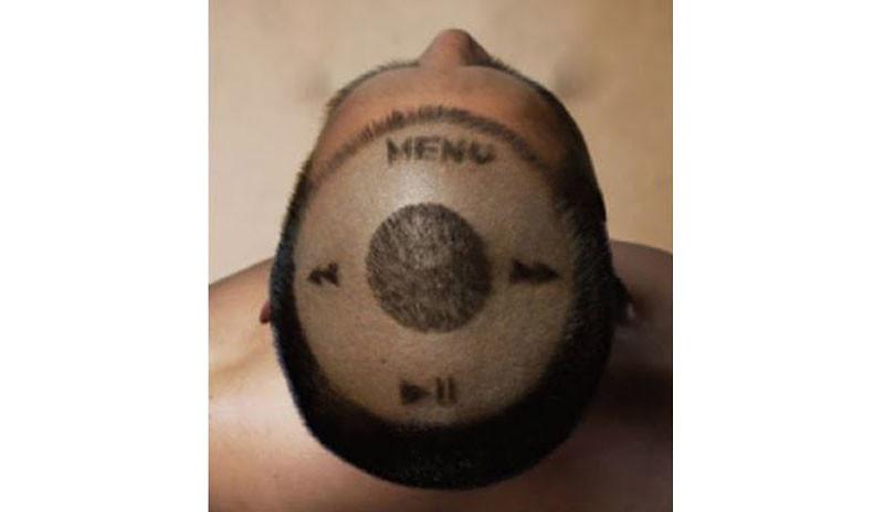 ipod head
