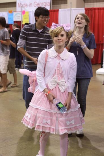 JapanFest - Pink Lolita