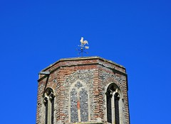 All Saints' church Thorpe Abbotts Norfolk (Brokentaco) Tags: norfolk church village england eastanglia uk unitedkingdom parish fens medieval churches