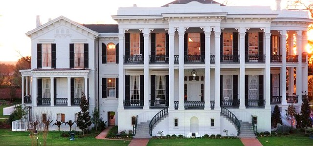 Nottoway Plantation Mansion