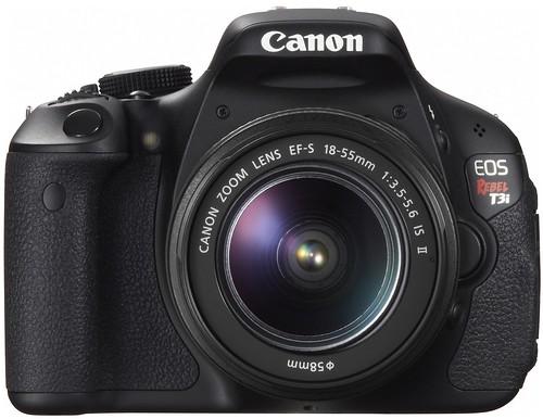 Canon T3i / 600D / Kiss X5