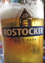 Rostocker! Prosit! (Harry -[ The Travel ]- Marmot) Tags: travel holiday beer glass poland polska biking polen bier rostock radtour onourway onderweg fietsvakantie rostocker verlag fietsroute polanska gerstenat esterbauer ostseekstenradweg2 ostseekstenradweg3
