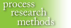 Process Research Methods