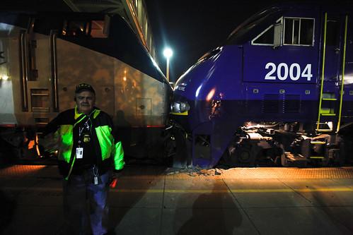 Amtrak collision Oakland