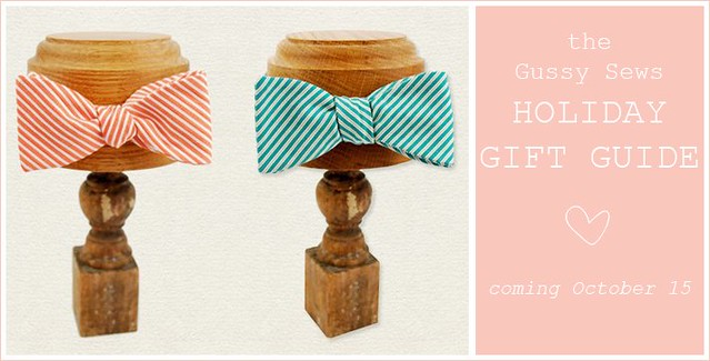 gussy sews holiday gift guide