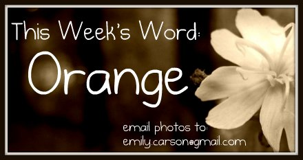 This week, Orange