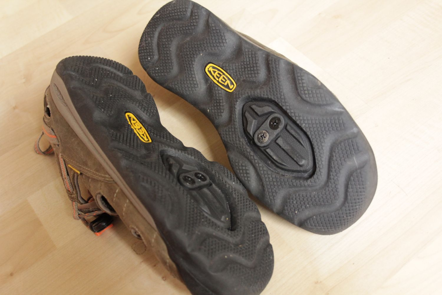 KEEN 04 cleat recess cover